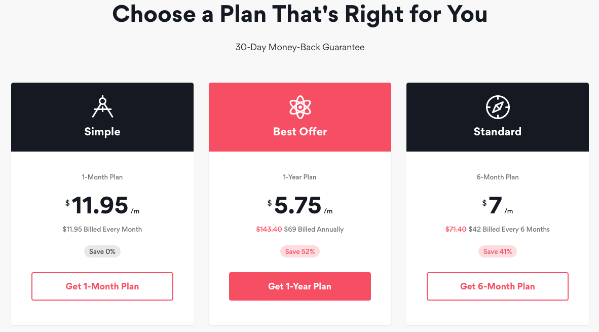 NordVPN Pricing & Plans